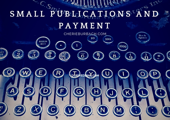 Small Publications and Payment