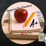 Honoring Our Teachers