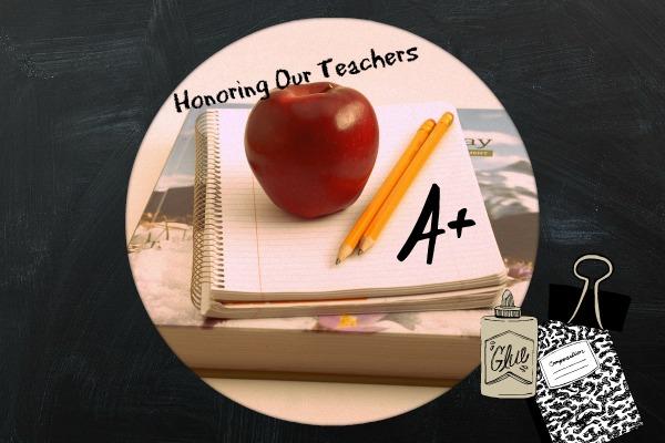 honoring our teachers