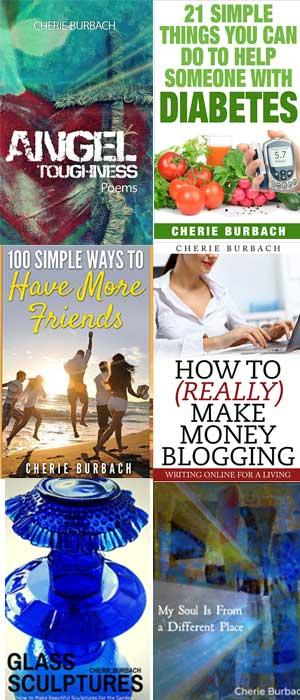 cheries-books
