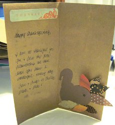 Grocery-Bag-Into-Cute-Turkey-Card