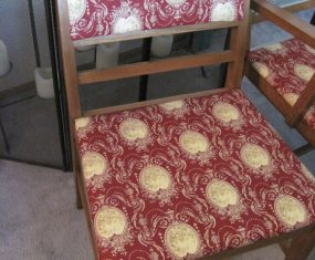 Estate Sale Chairs – Finished!