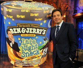 Jimmy Fallon's Late Night Snack