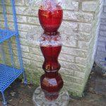 Glass Garden Sculpture Redux