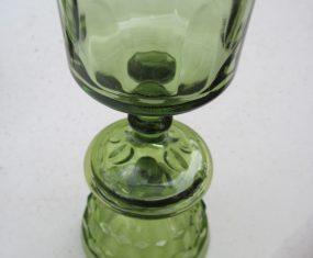 Evergreen Glass Sculptures