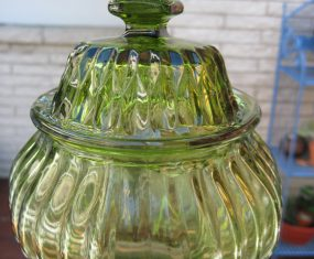 More Evergreen Glass