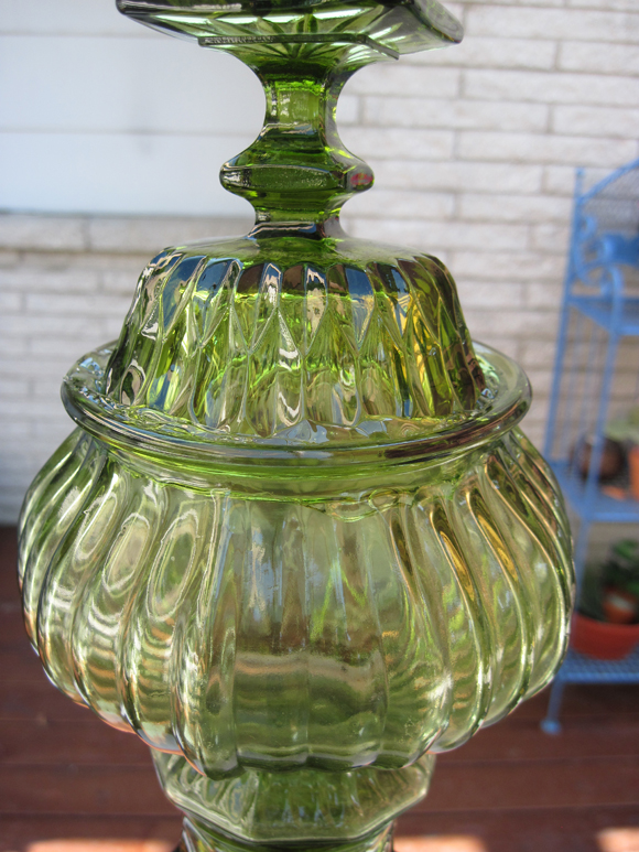 More Evergreen Glass