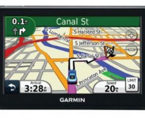On God and the Garmin