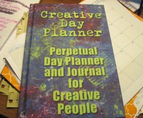 Creating My Creative Planner