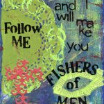 Fishers of Men (Blue)