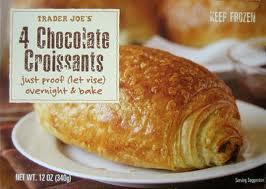 trader joe's chocolate cros
