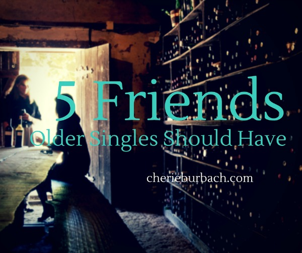 5 Friends Older Singles Should Have