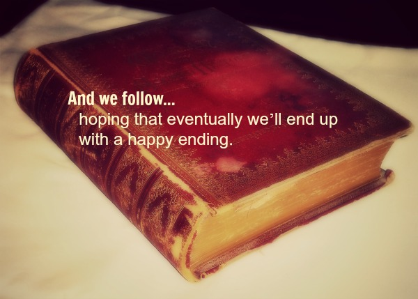 and we follow
