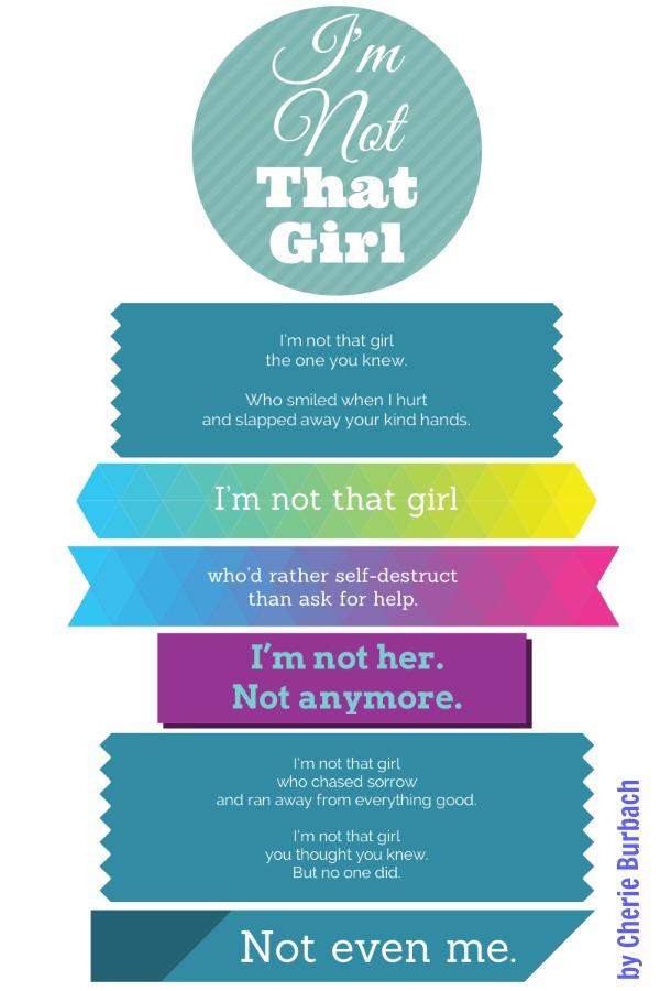 i'm not that girl