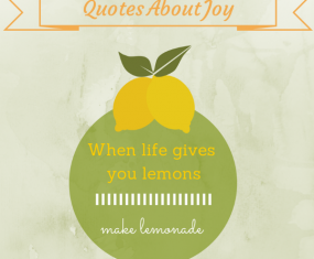 Quotes for Encouragement About Finding Joy