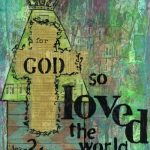 John 3-16 and Art