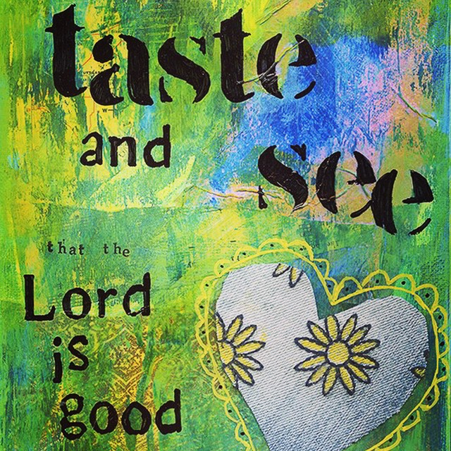 Taste and see that the #Lord is good! #HappyThanksgiving #faith