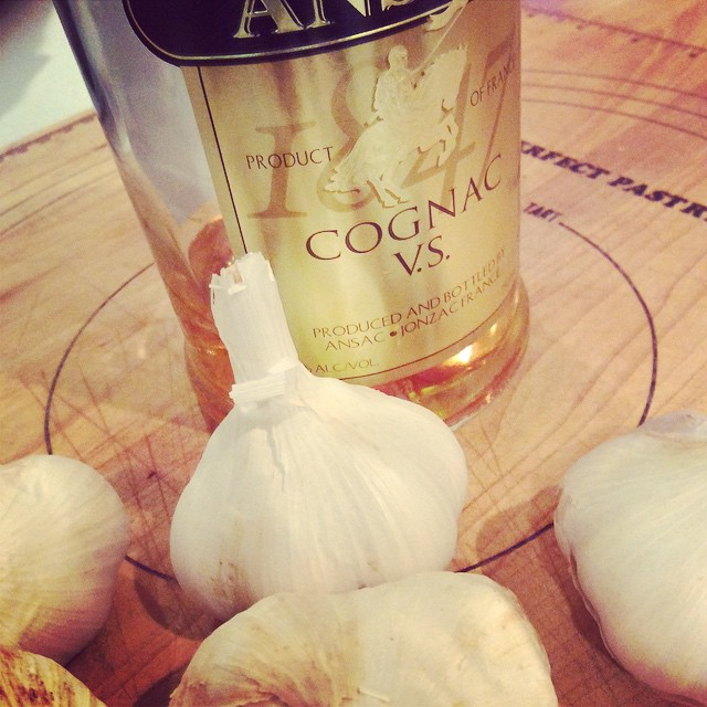Cognac and garlic? Must be time for Ina Garten's 40 clove chicken.