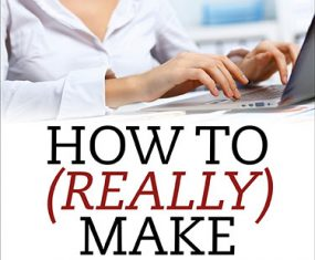 On Making Money Blogging