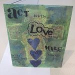 New! Christian Art Greeting Cards