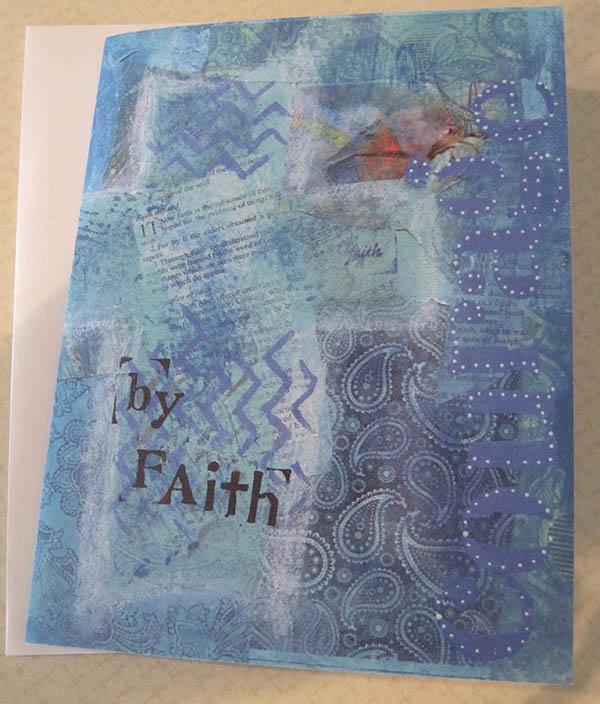 by faith closeup