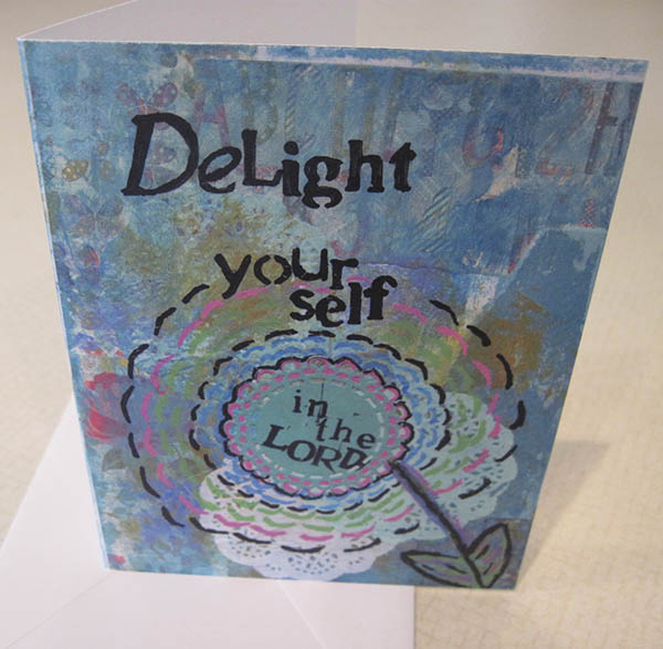 delight yourself standing