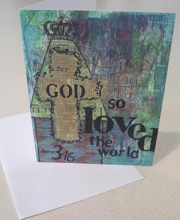 god so loved standing