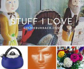 Yep There's More: Stuff I Love