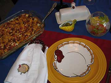 turkey-place-setting
