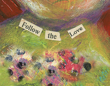 follow the love closeup3
