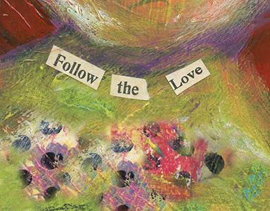 follow the love closeup3