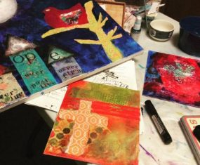 Painting and Praising