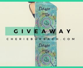 Giveaway: Delight Yourself in the Lord Scarf