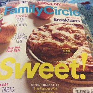 In the September Issue of Family Circle