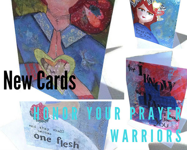 New Cards for Prayer Warriors