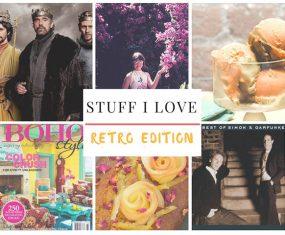 Stuff I Love: Retro Edition