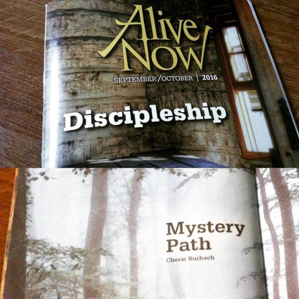 Alive Now Magazine
