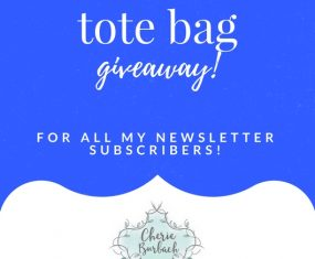 Giveaway Tote Bag