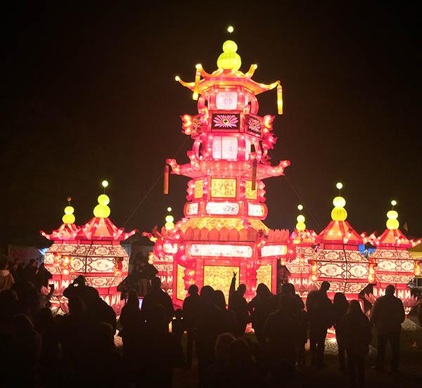 Inspiring China Lights