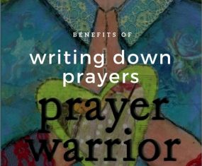 Writing Down Your Prayers