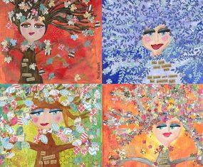 Seasons of Life and Big Girl Tears