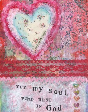 yes my soul by cherie burbach