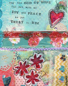 God of Hope by Cherie Burbach