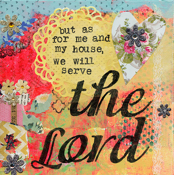 the lord by cherie burbach