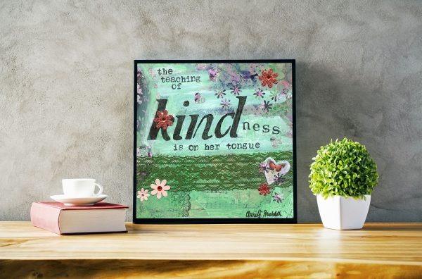 The Teaching of Kindness