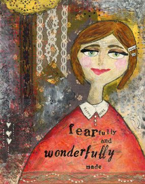 fearfully and wonderfully made by cherie burbach