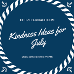 July Kindness Ideas