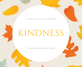 September Kindness Ideas