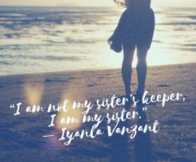 I Am My Sister