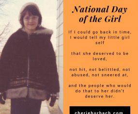 Dear Little Girl I Once Was